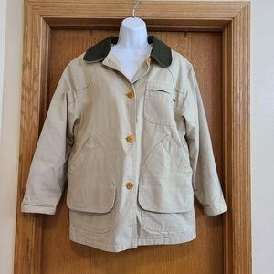 Vintage L.L. Bean Deer Lining Chore Jacket L